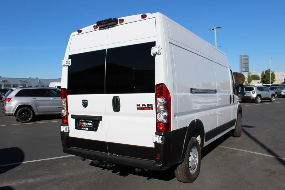 2019 ProMaster 2500 High Roof FWD, Empty Cargo Van #69838 - photo 8