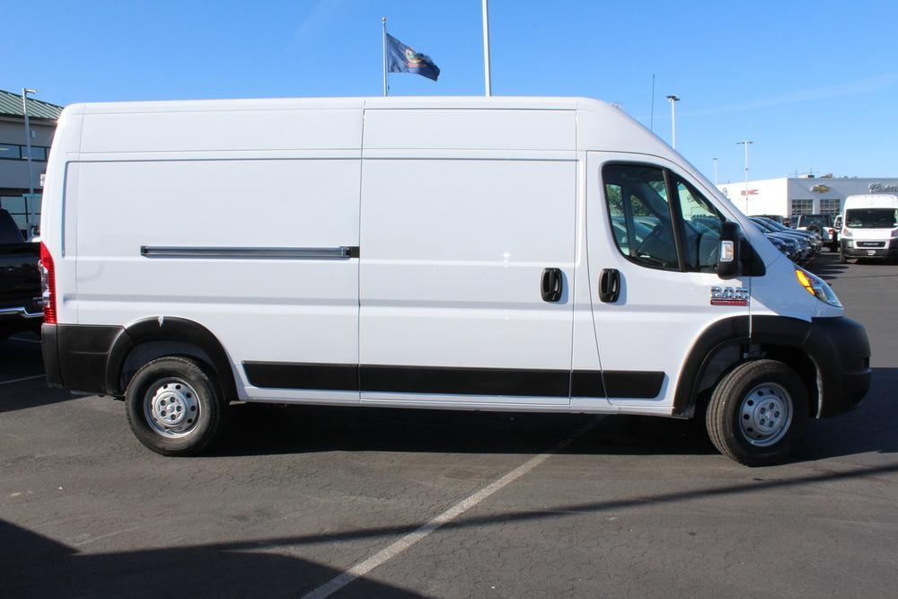 2019 ProMaster 2500 High Roof FWD, Empty Cargo Van #69838 - photo 9