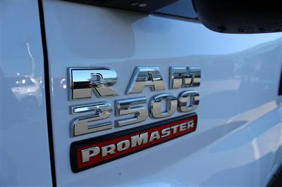 2019 ProMaster 2500 High Roof FWD, Empty Cargo Van #69838 - photo 11