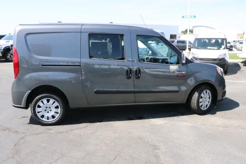 2019 ProMaster City FWD,  Empty Cargo Van #69851 - photo 8