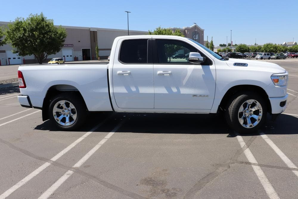 2019 Ram 1500 Quad Cab 4x4,  Pickup #69852 - photo 8