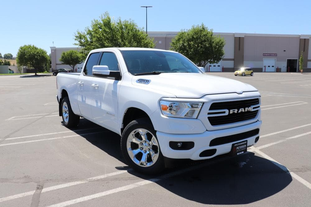 2019 Ram 1500 Quad Cab 4x4,  Pickup #69852 - photo 3