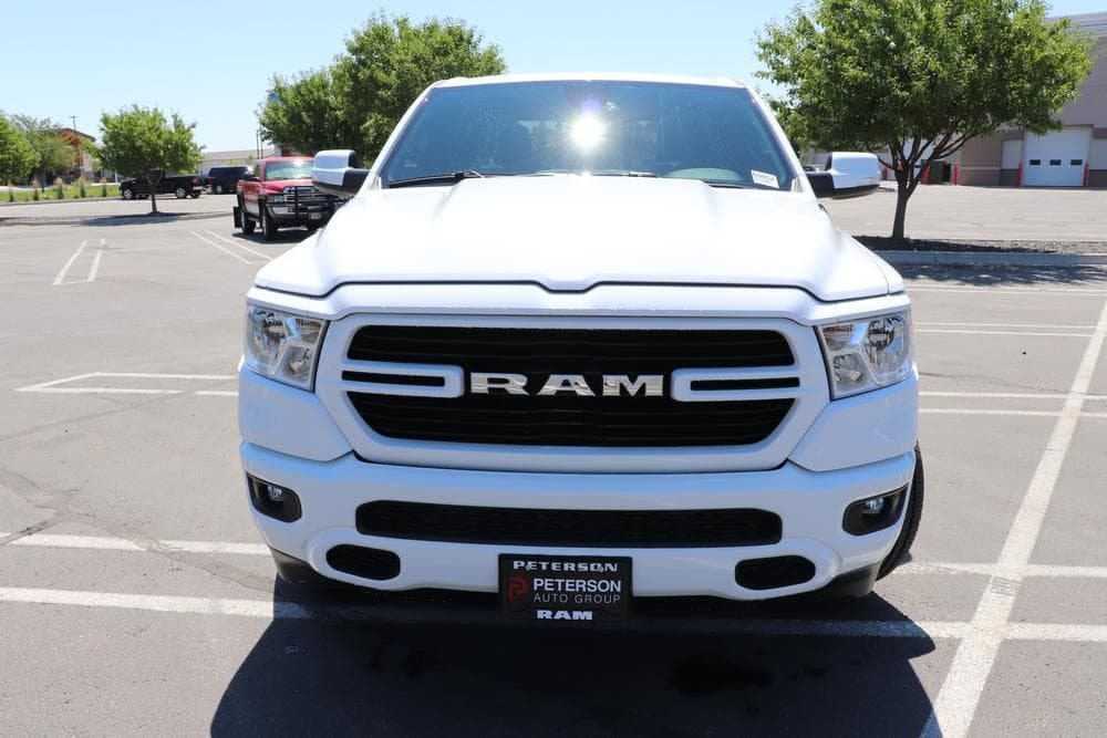 2019 Ram 1500 Quad Cab 4x4,  Pickup #69852 - photo 4