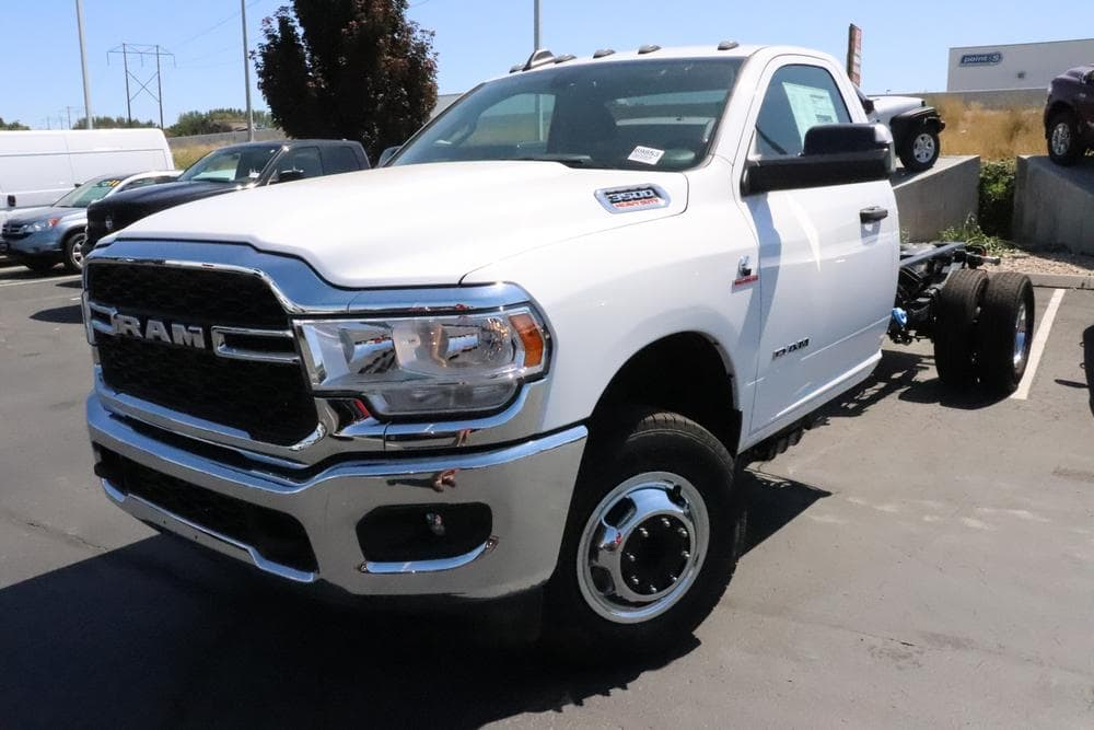 2019 Ram 3500 Regular Cab DRW 4x4,  Cab Chassis #69853 - photo 1