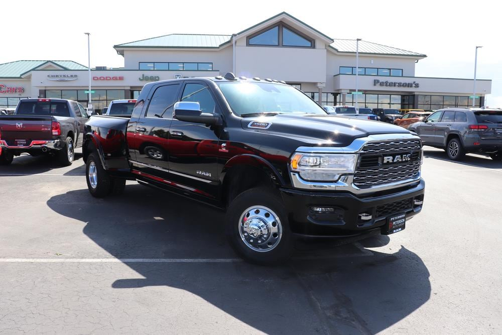 2019 Ram 3500 Mega Cab DRW 4x4,  Pickup #69854 - photo 1