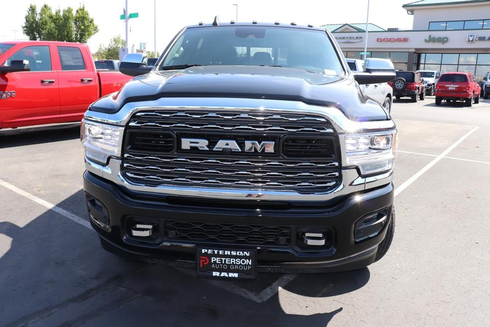 2019 Ram 3500 Mega Cab DRW 4x4,  Pickup #69854 - photo 3
