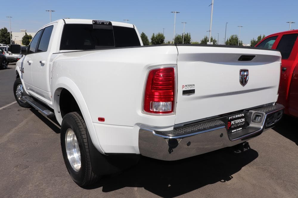 2015 Ram 3500 Crew Cab DRW 4x2,  Pickup #69875A - photo 6
