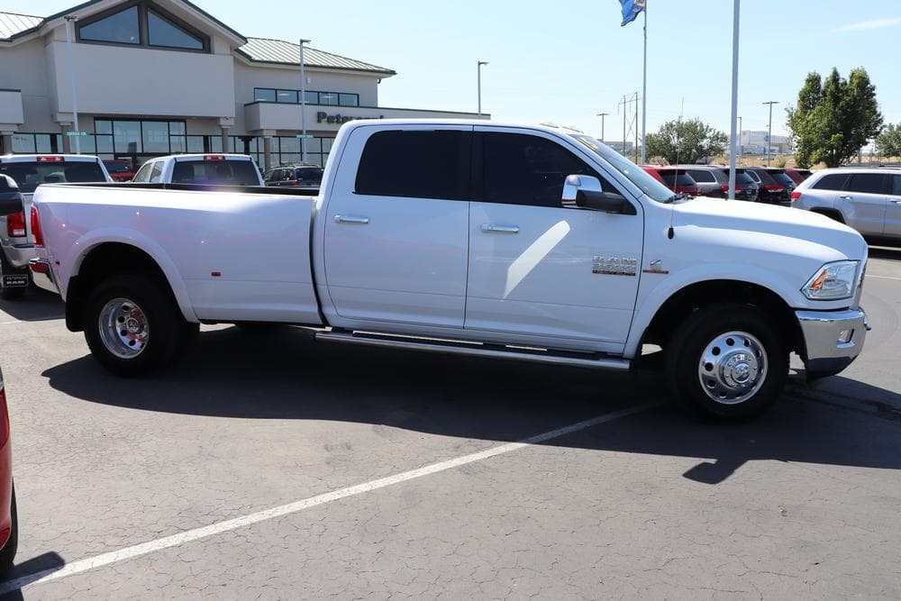 2015 Ram 3500 Crew Cab DRW 4x2,  Pickup #69875A - photo 8