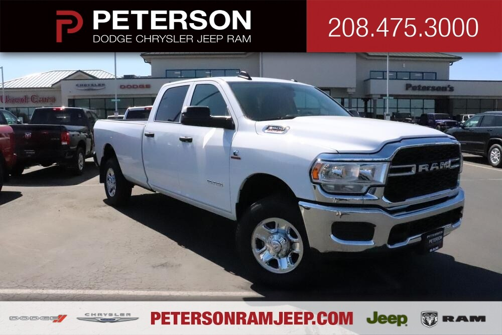2019 Ram 2500 Crew Cab 4x4, Pickup #69881 - photo 1