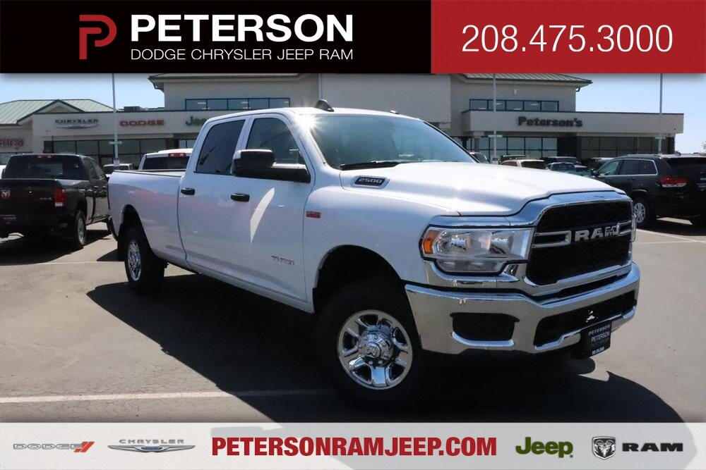 2019 Ram 2500 Crew Cab 4x4, Pickup #69886 - photo 1