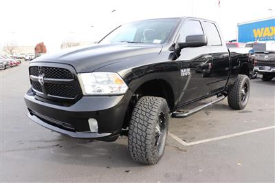2013 Ram 1500 Quad Cab 4x4, Pickup #69889A - photo 4