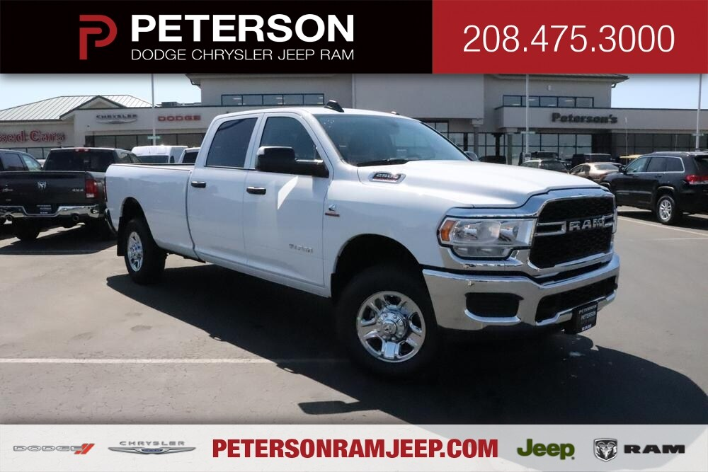 2019 Ram 2500 Crew Cab 4x4, Pickup #69900 - photo 1