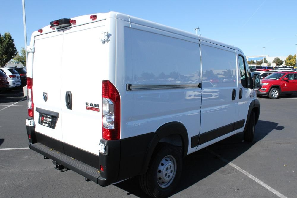 2019 ProMaster 1500 Standard Roof FWD, Empty Cargo Van #69905 - photo 8