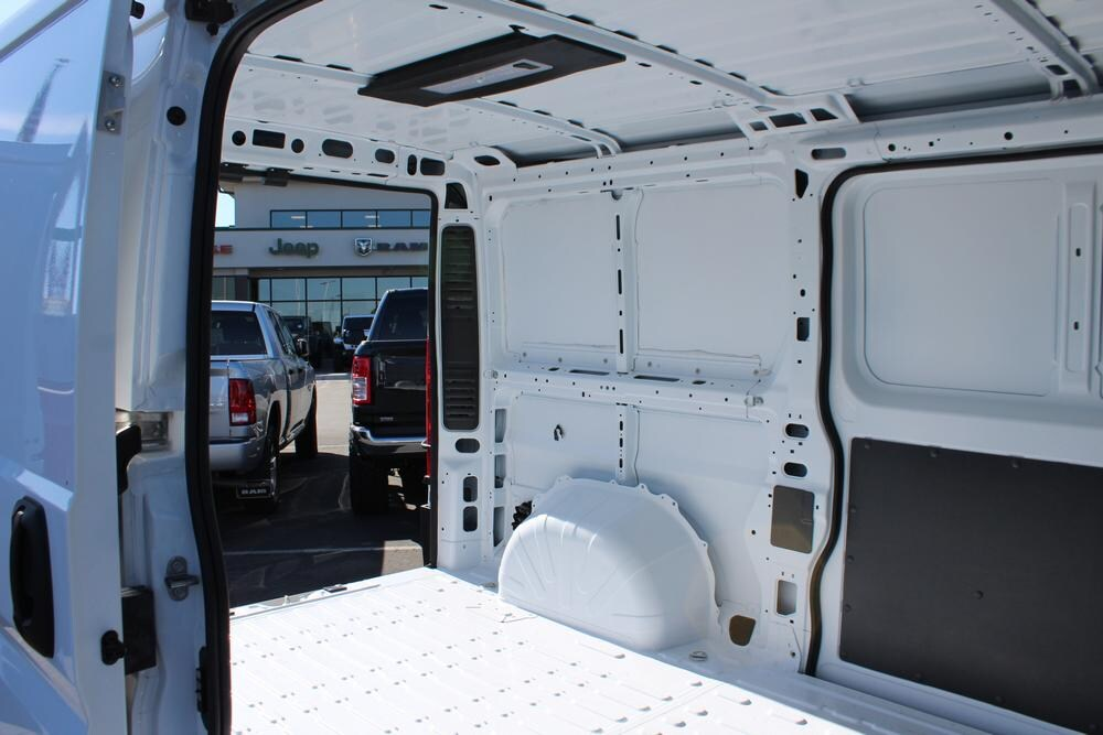 2019 ProMaster 1500 Standard Roof FWD, Empty Cargo Van #69905 - photo 14