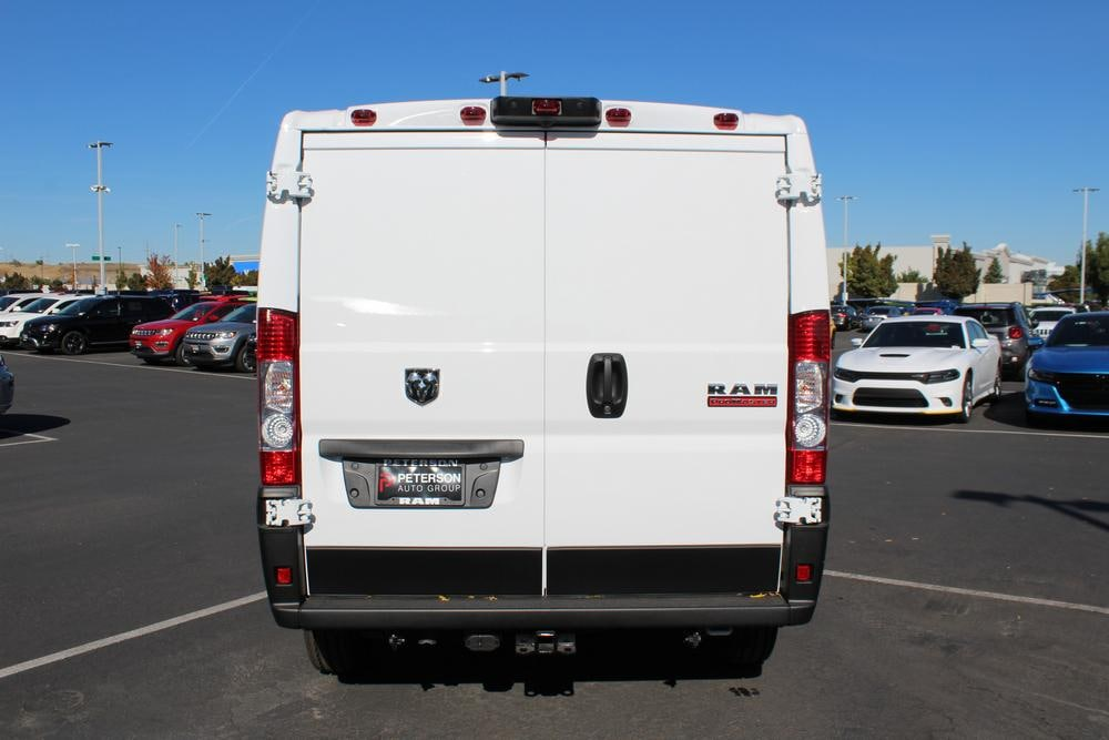 2019 ProMaster 1500 Standard Roof FWD, Empty Cargo Van #69905 - photo 7
