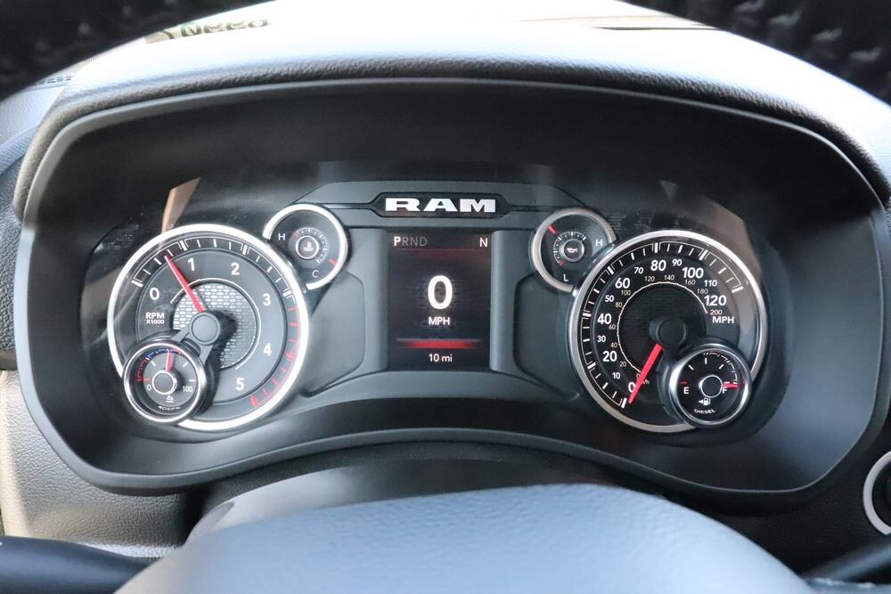 2019 Ram 2500 Crew Cab 4x4,  Pickup #69907 - photo 36