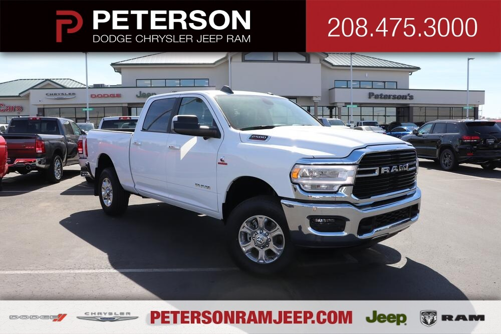 2019 Ram 2500 Crew Cab 4x4, Pickup #69907 - photo 1