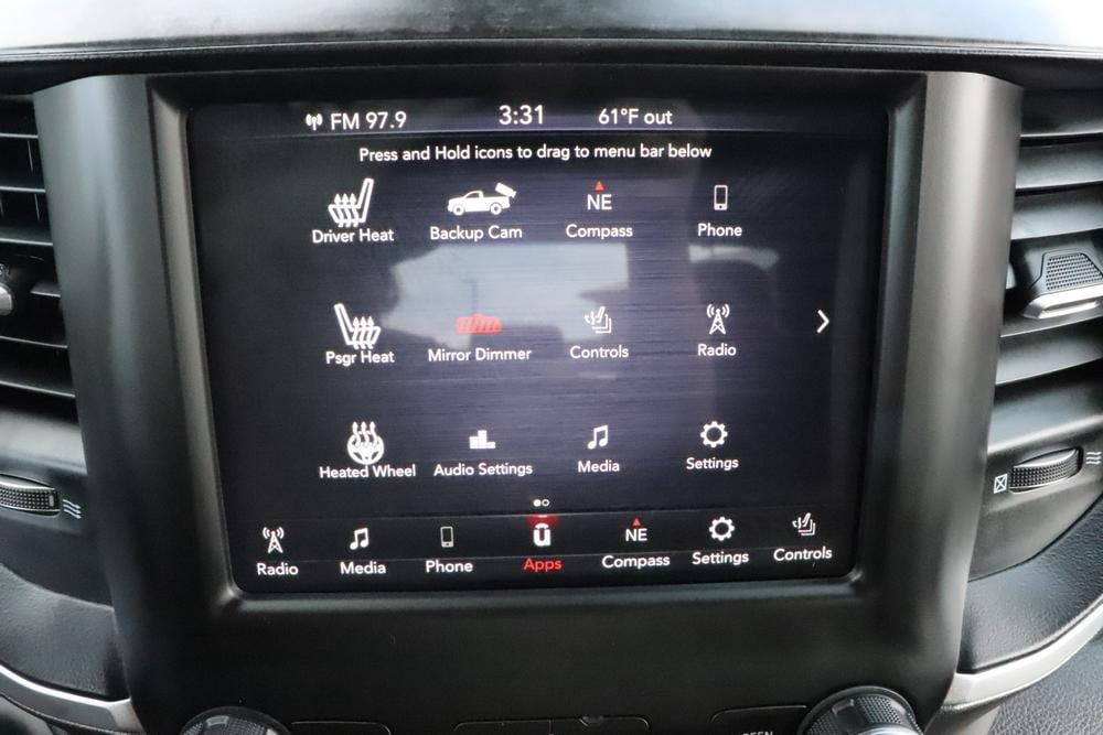 2019 Ram 2500 Crew Cab 4x4,  Pickup #69910 - photo 30