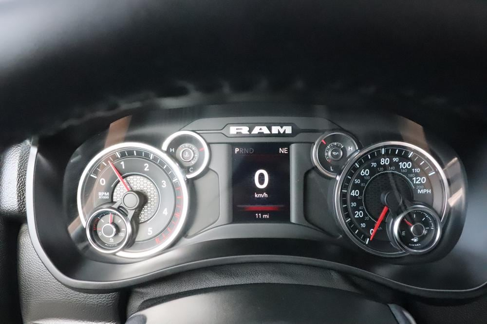 2019 Ram 2500 Crew Cab 4x4,  Pickup #69910 - photo 34