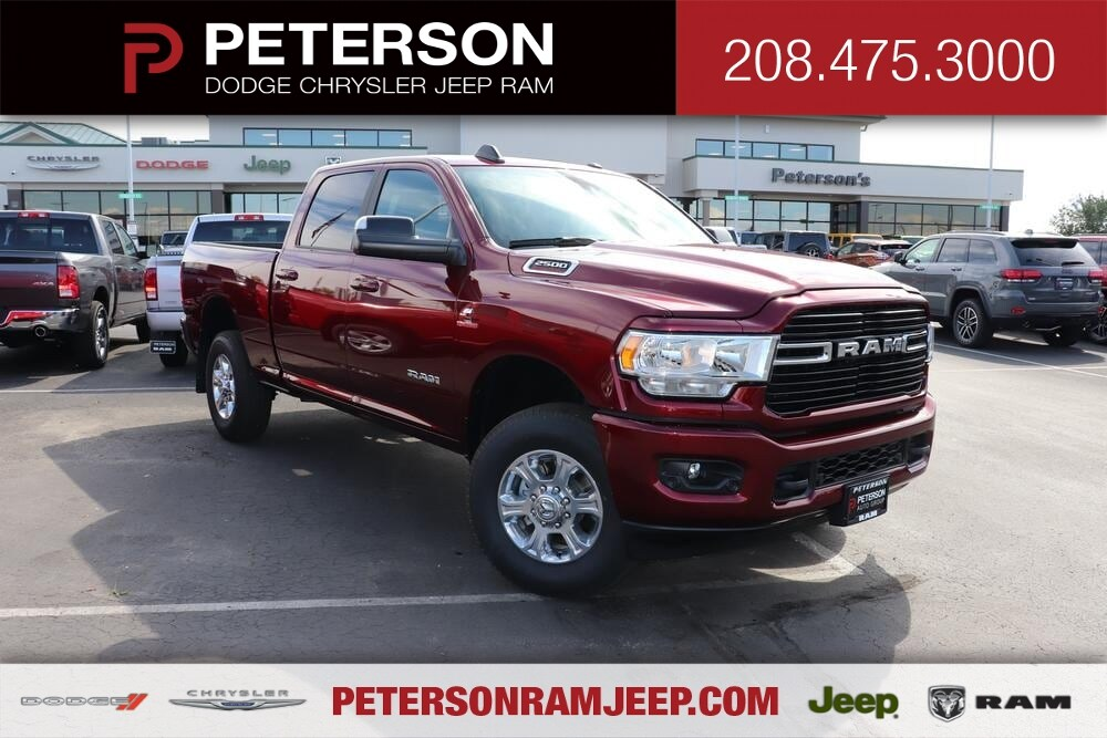 2019 Ram 2500 Crew Cab 4x4,  Pickup #69910 - photo 1