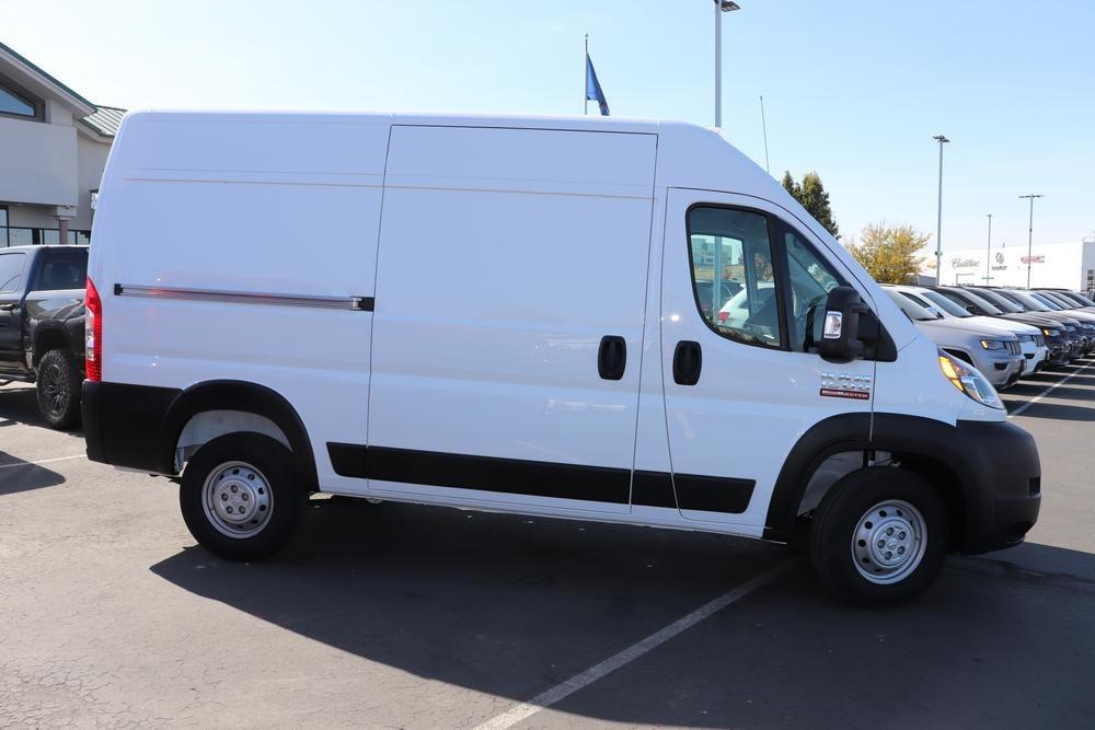 2019 ProMaster 1500 High Roof FWD, Empty Cargo Van #69918 - photo 9