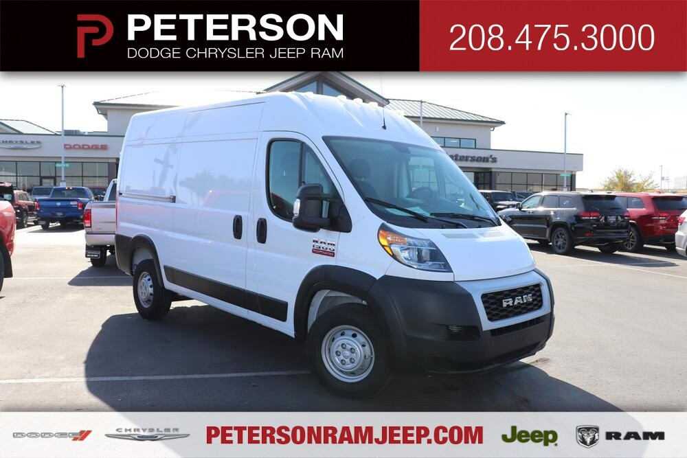 2019 ProMaster 1500 High Roof FWD, Empty Cargo Van #69918 - photo 1
