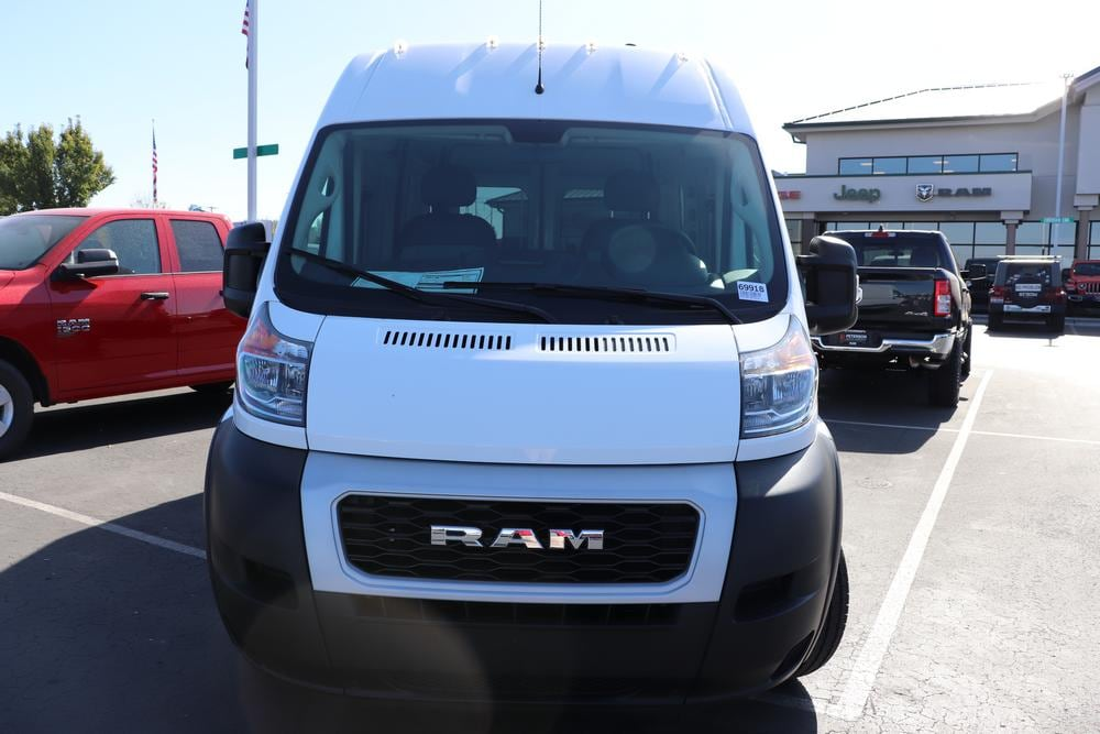 2019 ProMaster 1500 High Roof FWD, Empty Cargo Van #69918 - photo 3