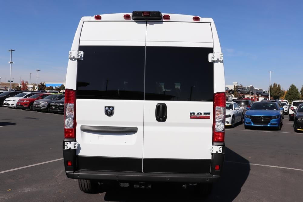 2019 ProMaster 1500 High Roof FWD, Empty Cargo Van #69918 - photo 7