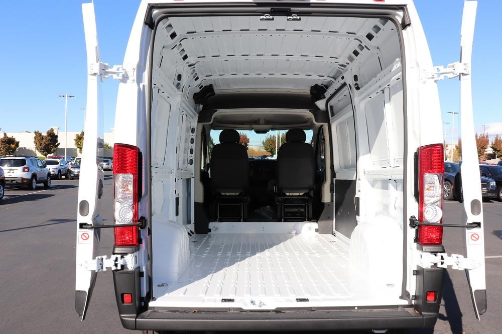 2019 ProMaster 1500 High Roof FWD, Empty Cargo Van #69919 - photo 1