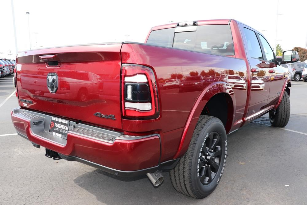 2019 Ram 2500 Crew Cab 4x4, Pickup #69922 - photo 2