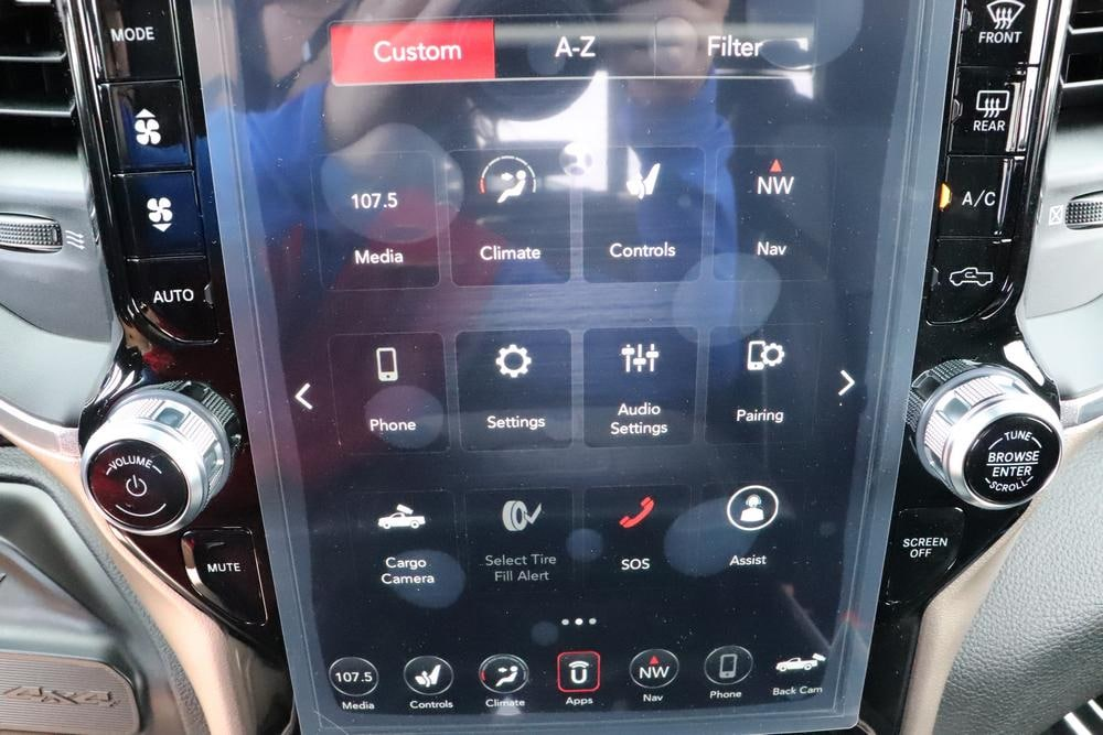 2019 Ram 2500 Crew Cab 4x4, Pickup #69922 - photo 32