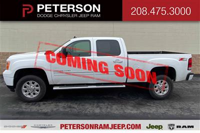2014 Sierra 3500 Crew Cab 4x4, Pickup #69938A - photo 1