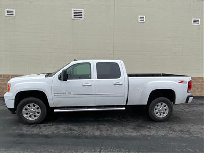 2014 Sierra 3500 Crew Cab 4x4, Pickup #69938A - photo 2