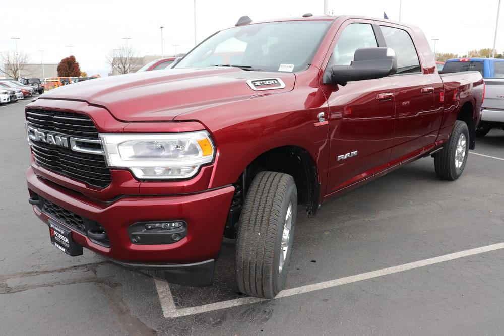2019 Ram 2500 Mega Cab 4x4, Pickup #69940 - photo 4