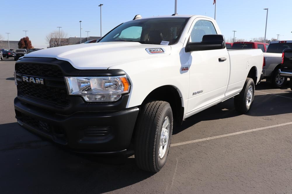 2019 Ram 3500 Regular Cab 4x4, Pickup #69944 - photo 4
