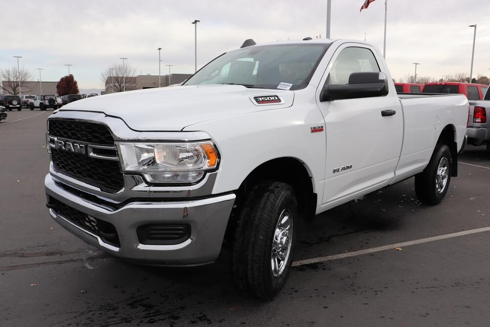 2019 Ram 3500 Regular Cab 4x4, Pickup #69945 - photo 4
