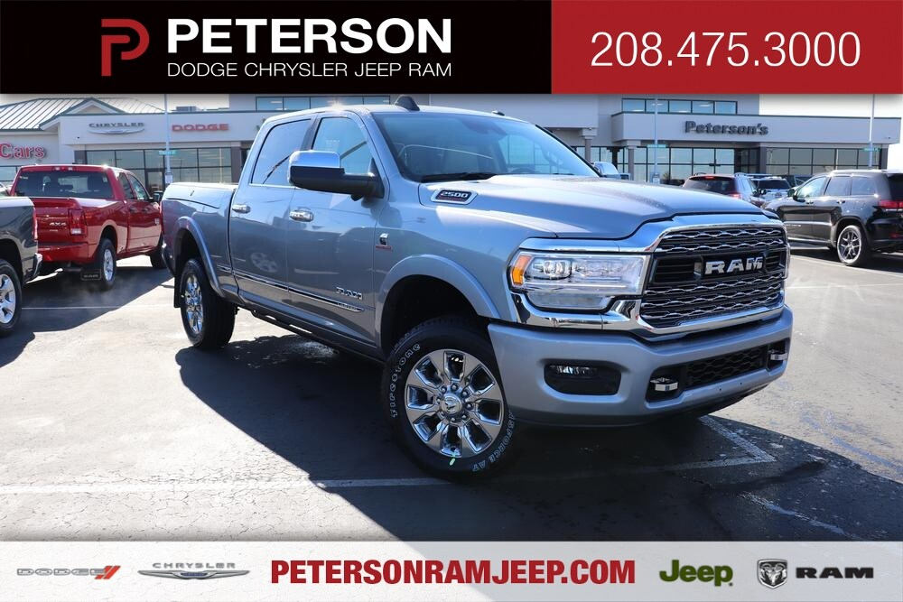 2019 Ram 2500 Crew Cab 4x4,  Pickup #69962 - photo 1