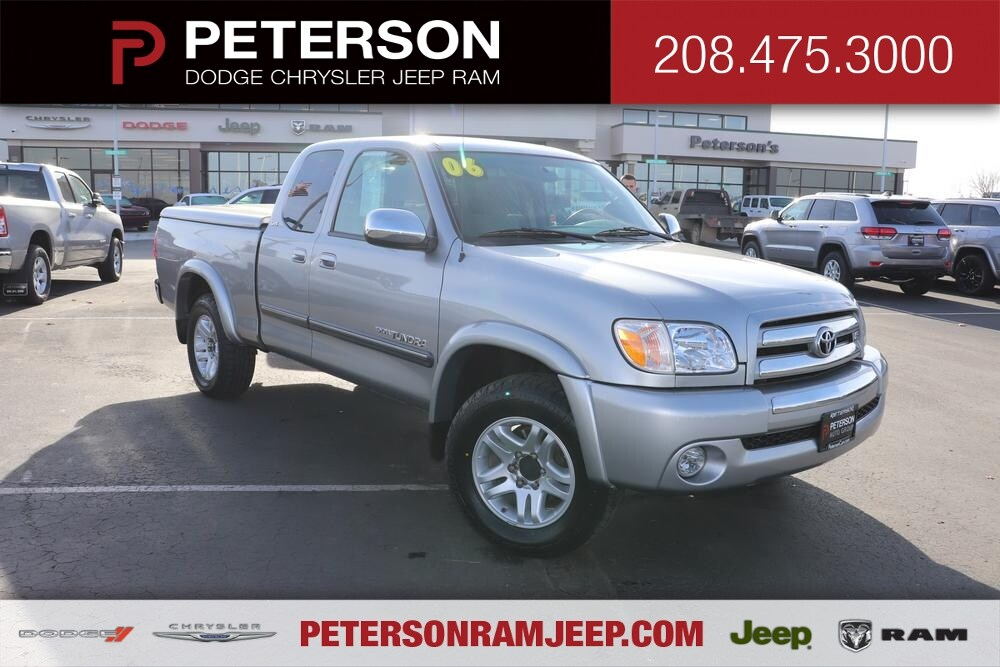 2006 Tundra Large Cab 4x4, Pickup #69995K - photo 1