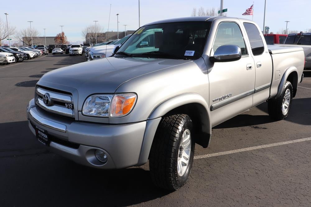 2006 Tundra Large Cab 4x4, Pickup #69995K - photo 4