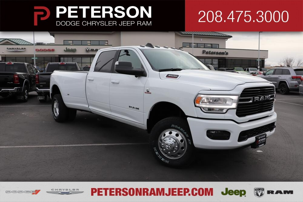 2019 Ram 3500 Crew Cab DRW 4x4, Pickup #69997 - photo 1