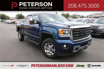 2016 Sierra 3500 Crew Cab 4x4,  Pickup #819181 - photo 1