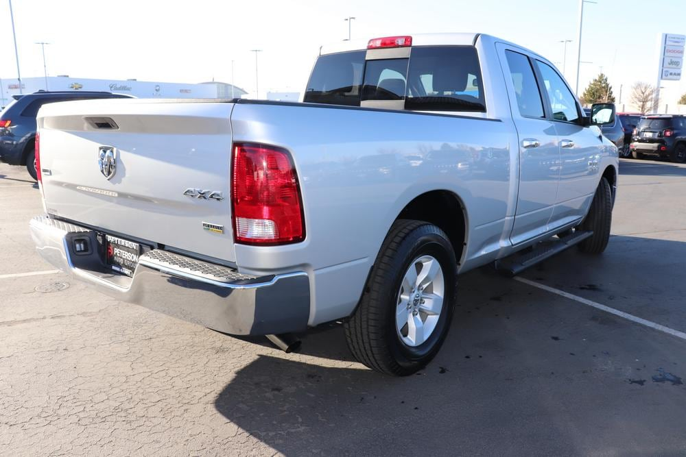 2016 Ram 1500 Quad Cab 4x4, Pickup #820062A - photo 2