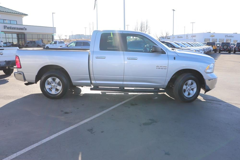 2016 Ram 1500 Quad Cab 4x4, Pickup #820062A - photo 9