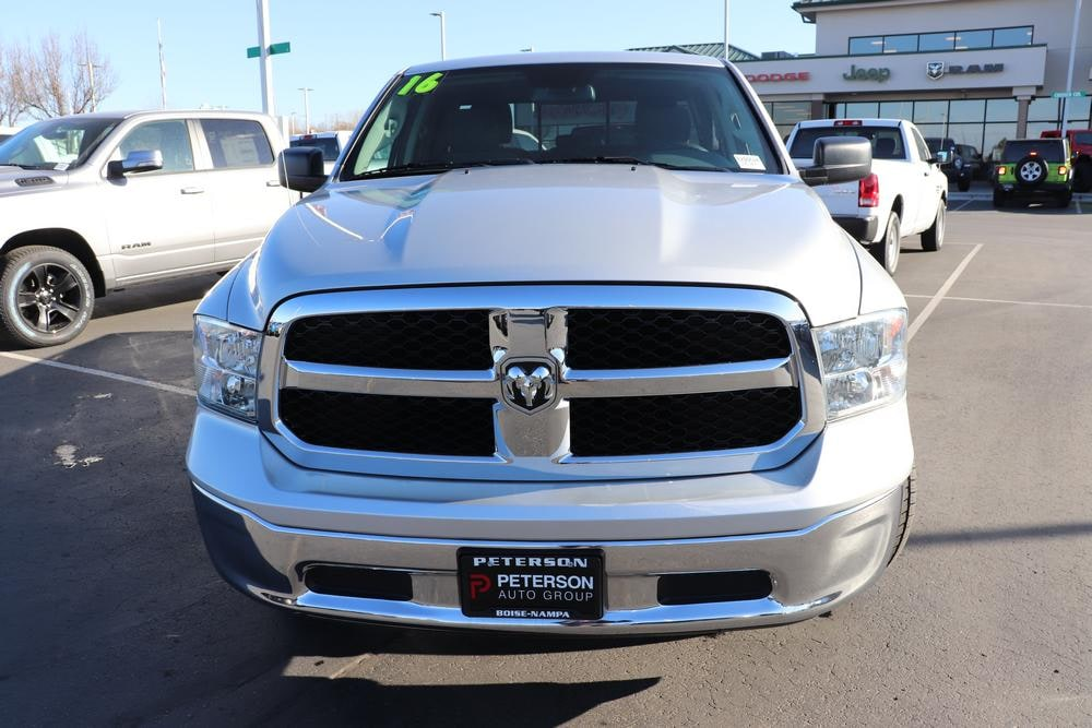 2016 Ram 1500 Quad Cab 4x4, Pickup #820062A - photo 4