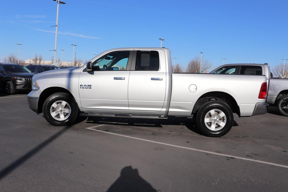 2016 Ram 1500 Quad Cab 4x4, Pickup #820062A - photo 6