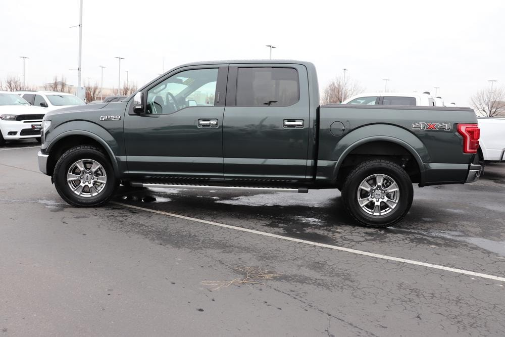 2015 F-150 SuperCrew Cab 4x4, Pickup #820225A - photo 5
