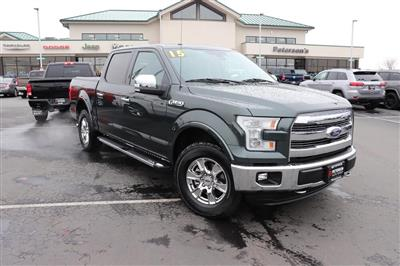 2015 F-150 SuperCrew Cab 4x4, Pickup #820225A - photo 36