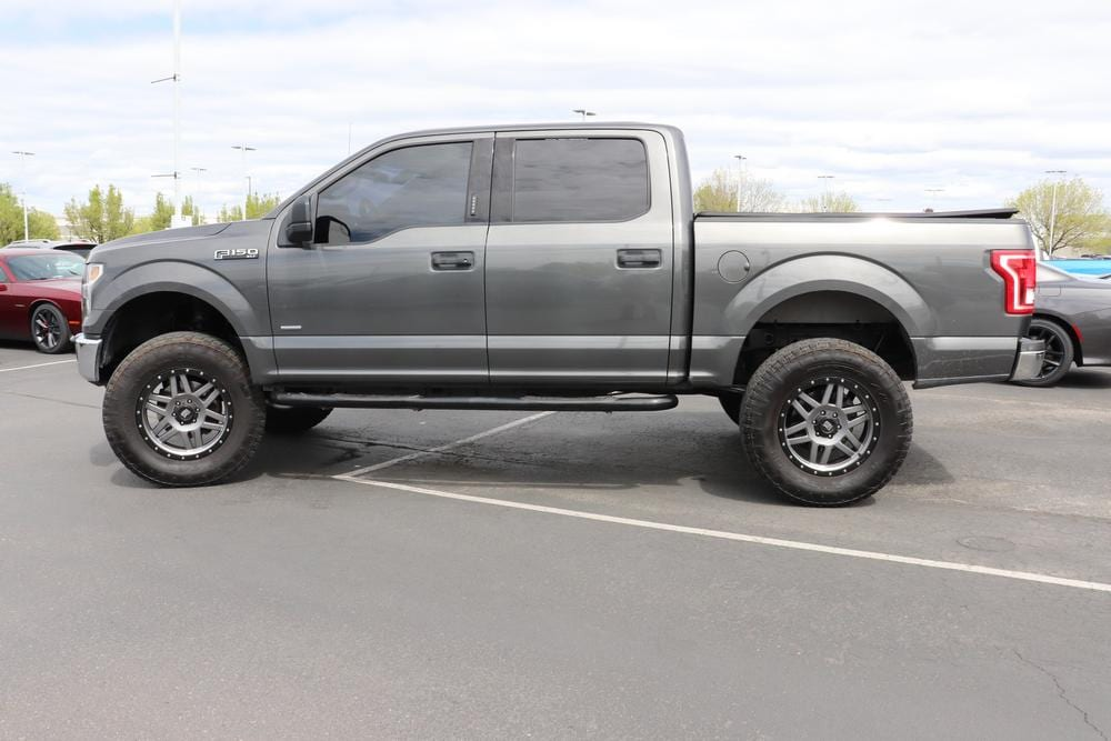 2015 Ford F-150 SuperCrew Cab 4x2, Pickup #820306A - photo 6