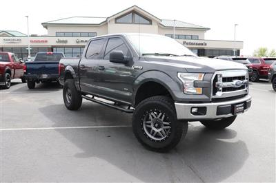 2015 Ford F-150 SuperCrew Cab 4x2, Pickup #820306A - photo 4
