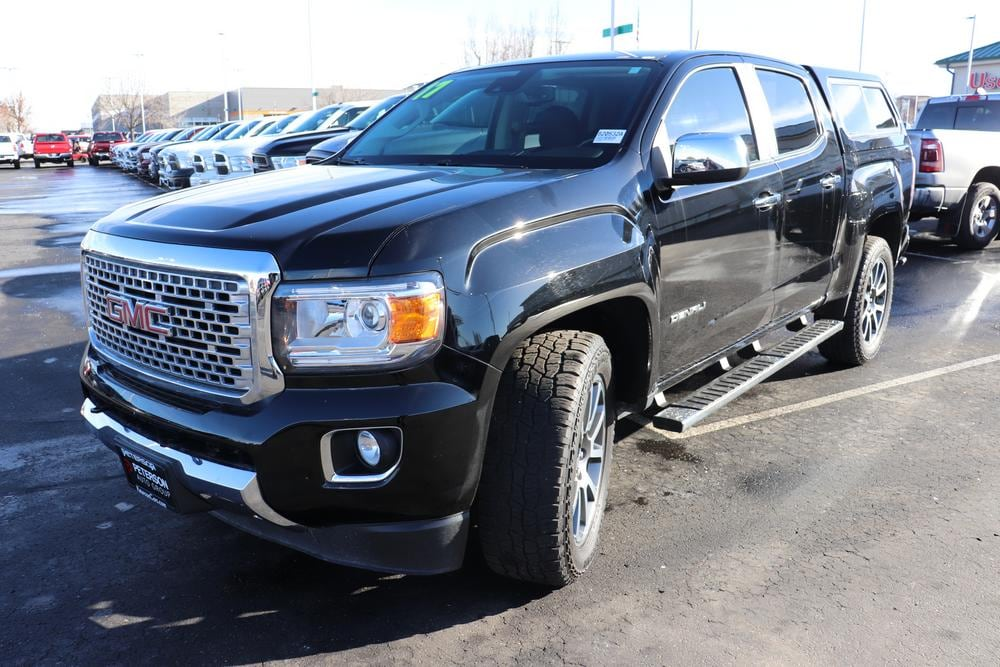 2017 GMC Canyon Crew Cab 4x4, Pickup #820532A - photo 5